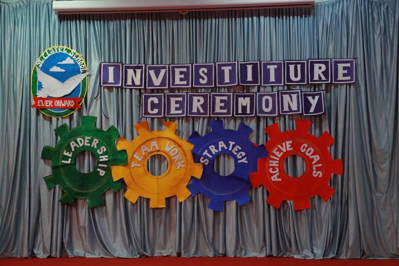 Investiture Ceremony 2017-18