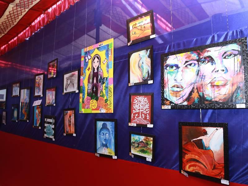 Artbeat and Scientia 2018-19