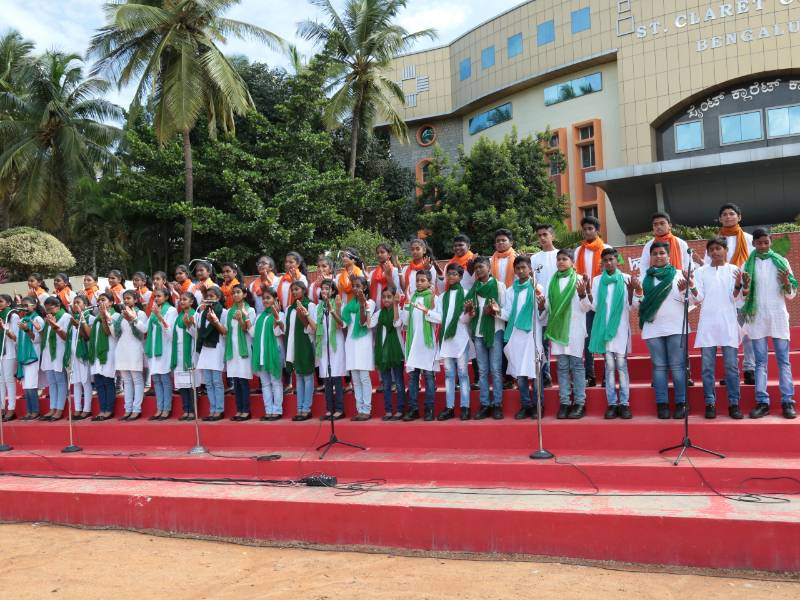 73rd Independence Day Celebration 2019-20