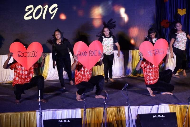 Graduation Day - Reminiscence 2018-19