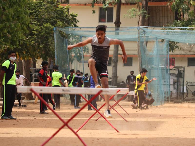 Sports Meet - Athleum 2020-21