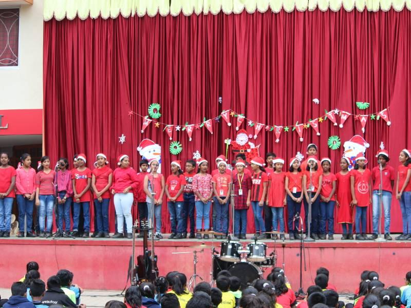 Christmas Celebrations - 2019-20