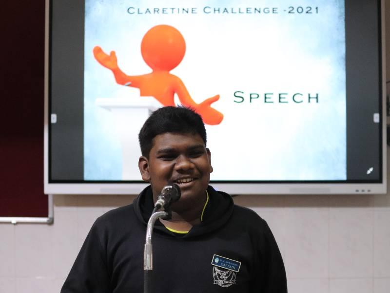 Claretine Challenge Competitions - 2020-21