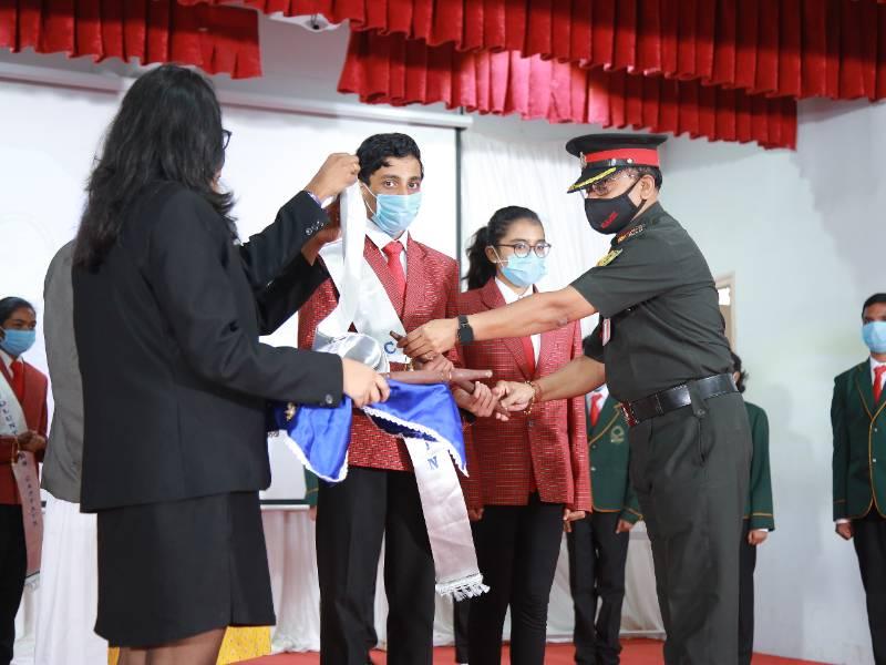 34th Investiture Ceremony - Sep 2021